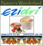 Сушилки овощей, фруктов марки Ezidri.