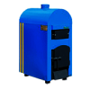 Воздухогрейные пиролизные печи гейзер на дровах вп 65 це